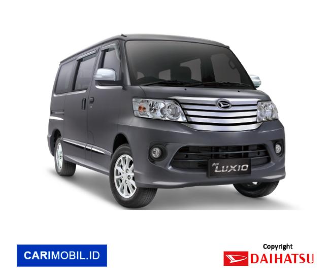 Harga Daihatsu Luxio CILACAP
