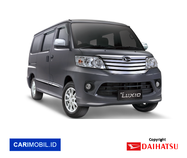 Harga Daihatsu Luxio TEGAL
