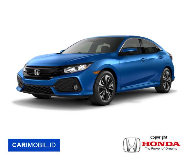 Harga Honda Civic Hatchback PURWOKERTO