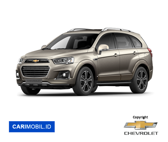 Harga chevrolet Captiva Way Kanan