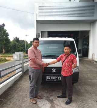 Dealer Suzuki Pangkalpinang