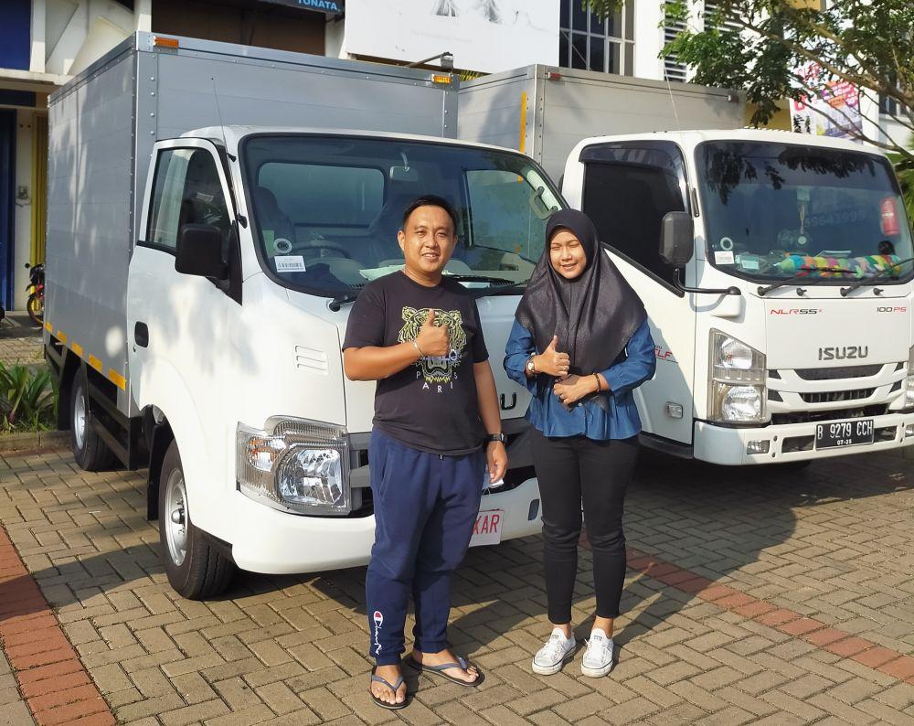Isuzu Tangerang