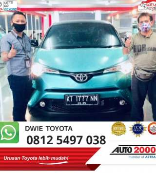 Dealer Toyota Kutai Barat