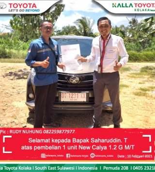 Dealer Toyota Kolaka