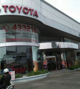 Dealer Toyota Kudus