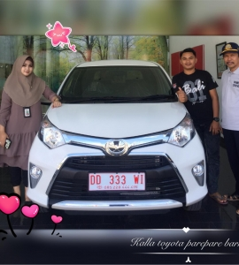 Dealer Toyota Barru