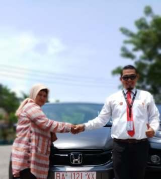 Dealer Honda Padang